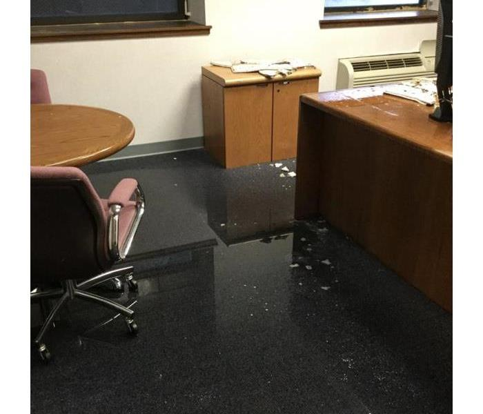 West Hartford, CT Sink Overflow and Collateral Damage